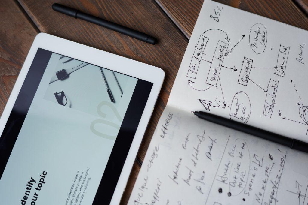 fonctionnalités des outils marketing